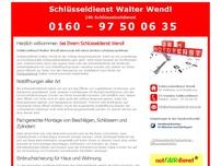 Schlüsseldienst Walter Wendl Ingolstadt